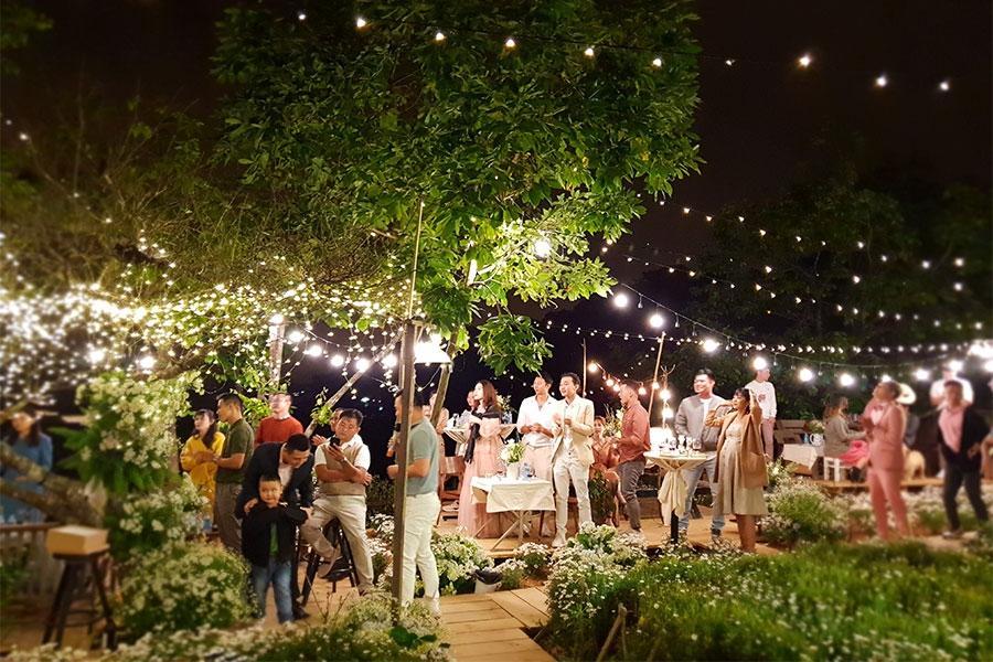 Hãy dành cho buổi tiệc của bạn một sự lựa chọn đúng đắn với dịch vụ Catering Sài Gòn