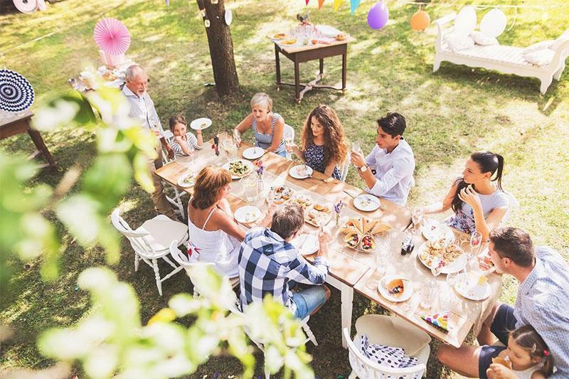 Tổ chức tiệc lưu động và những tiện ích hoàn hảo không nên bỏ qua