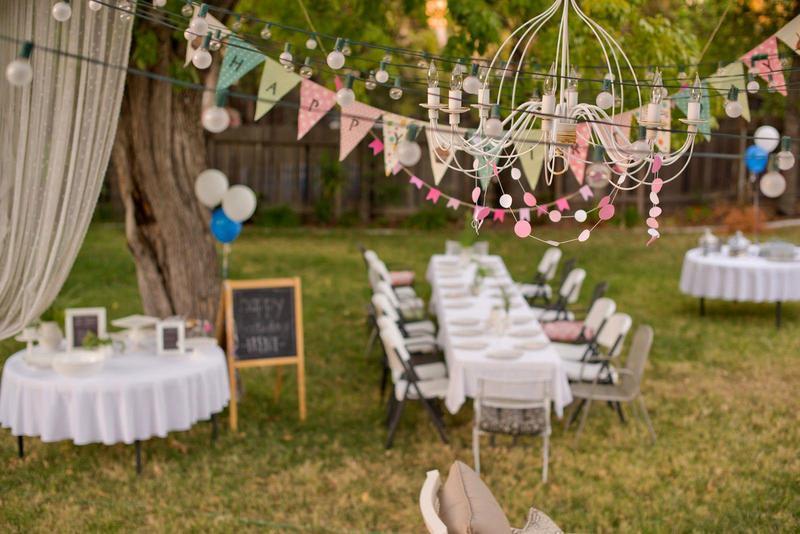 Những điều cần ghi nhớ khi tổ chức tiệc lưu động