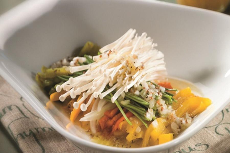 Trổ tài với 5 cách chế biến món ăn đơn giản từ nấm, thơm ngon hấp dẫn khi đặt tiệc chay tại nhà quận 2